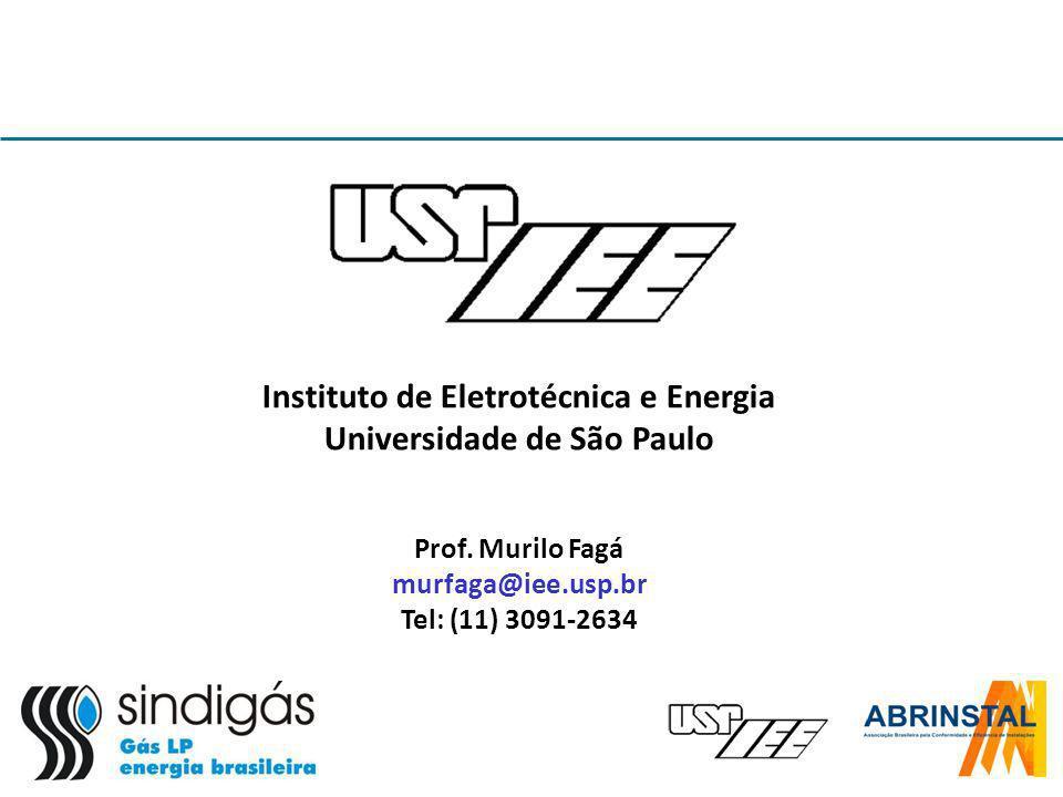 Instituto de Eletrotécnica e Energia Universidade de São Paulo