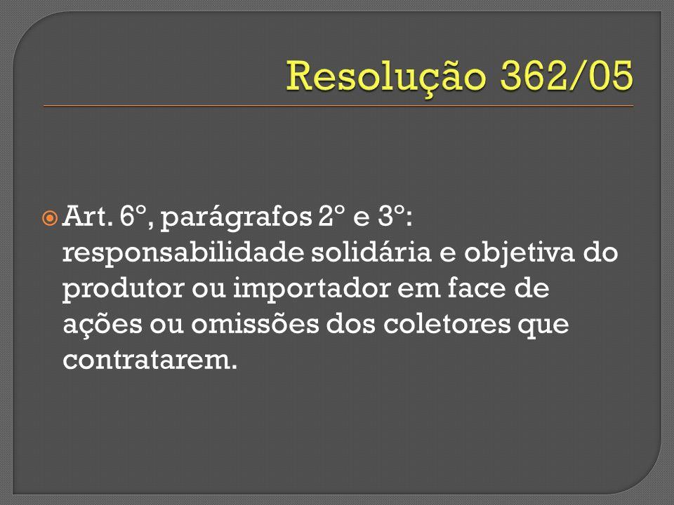 Resolução 362/05