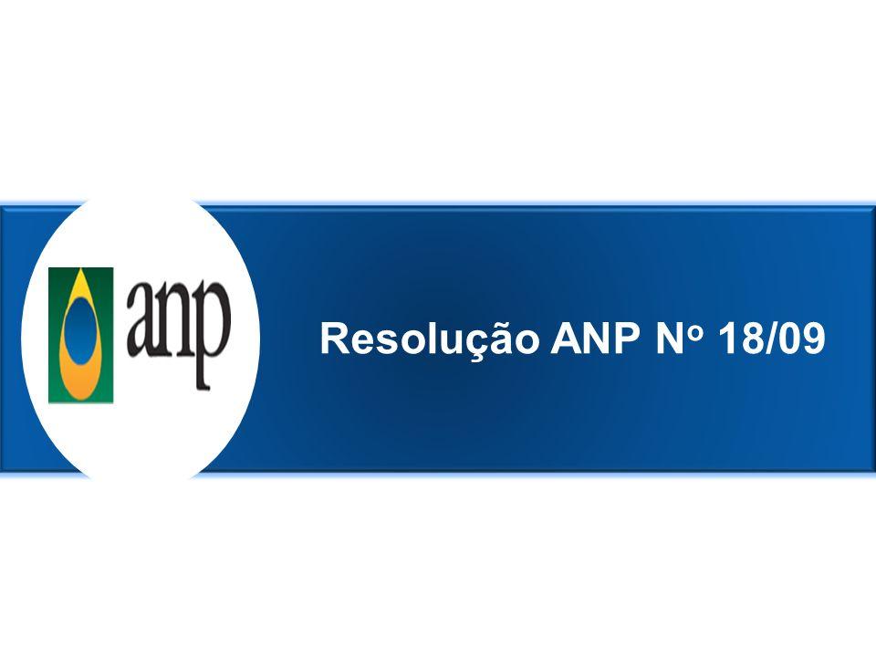 Resolução ANP No 18/09