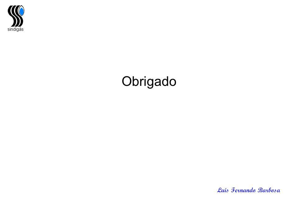 Obrigado Luis Fernando Barbosa
