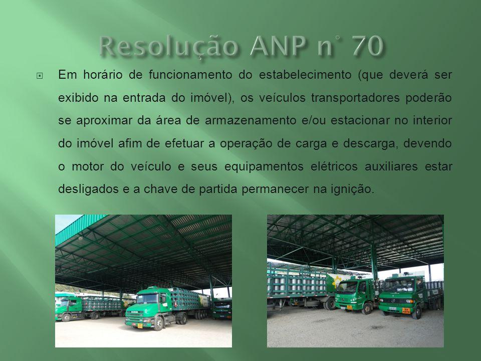 Resolução ANP n° 70