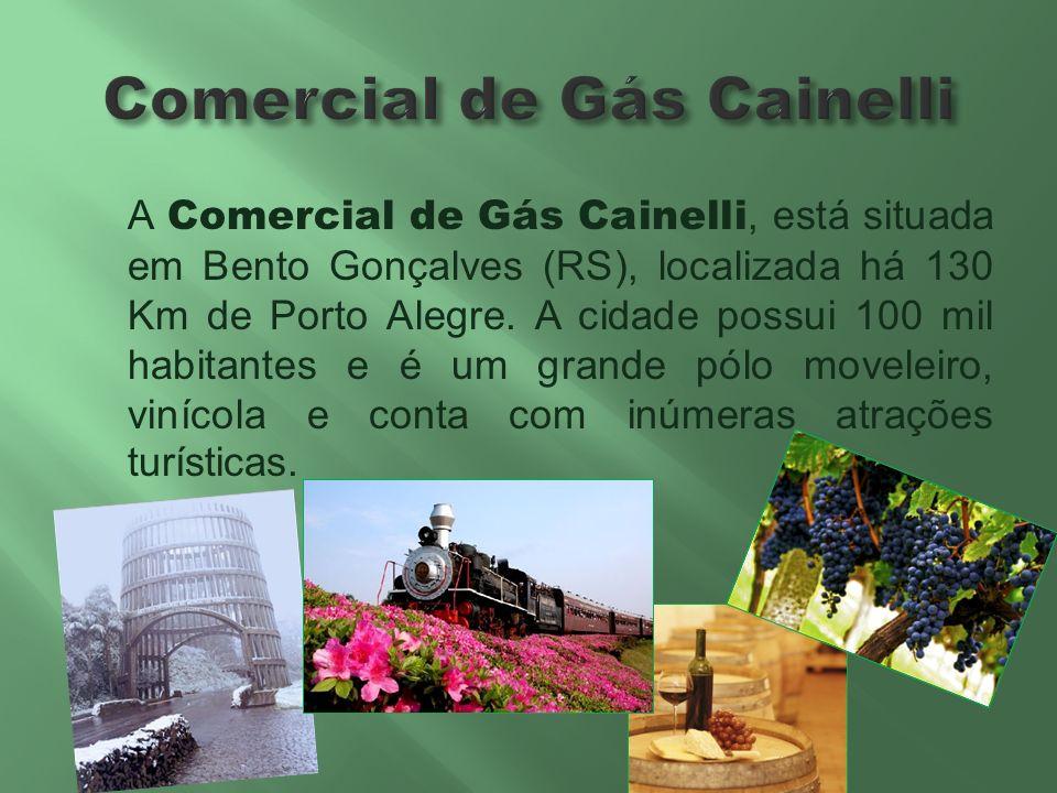 Comercial de Gás Cainelli