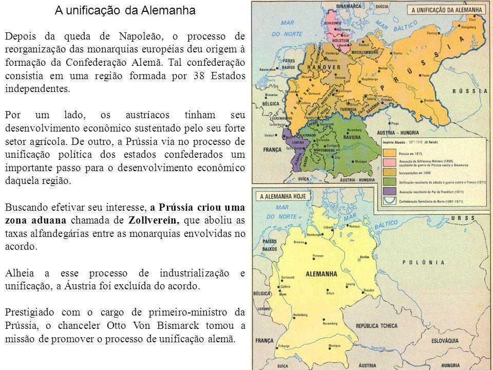 A unificação da Alemanha