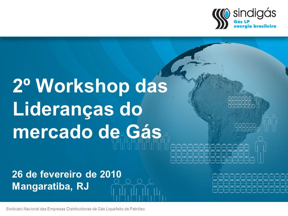 2º Workshop das Lideranças do mercado de Gás