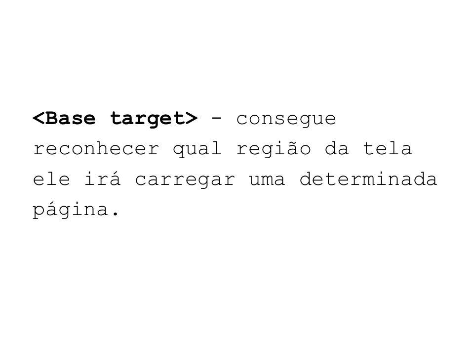 <Base target> - consegue
