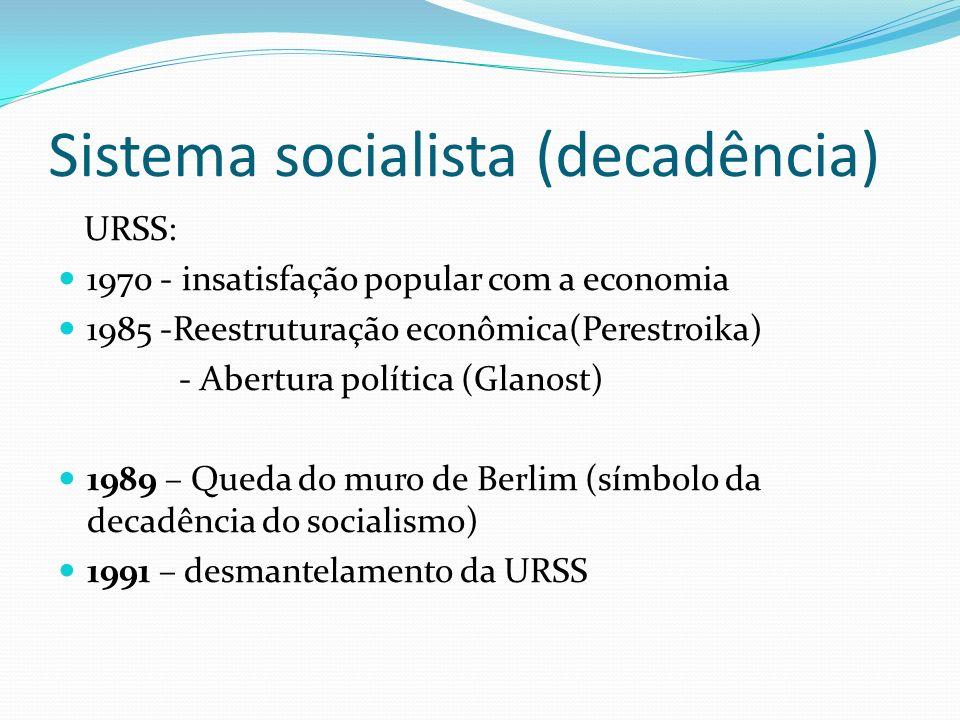 Sistema socialista (decadência)