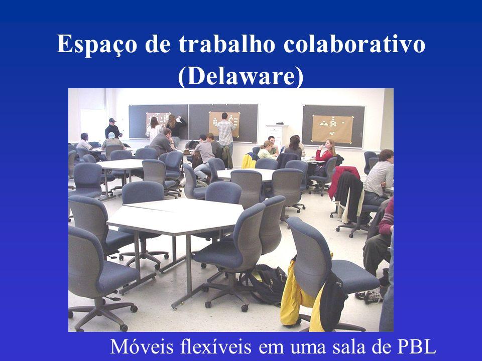 Espaço de trabalho colaborativo (Delaware)