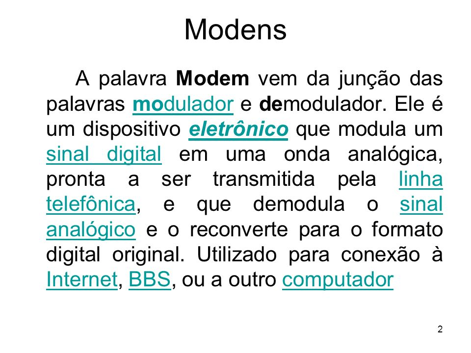 Modens