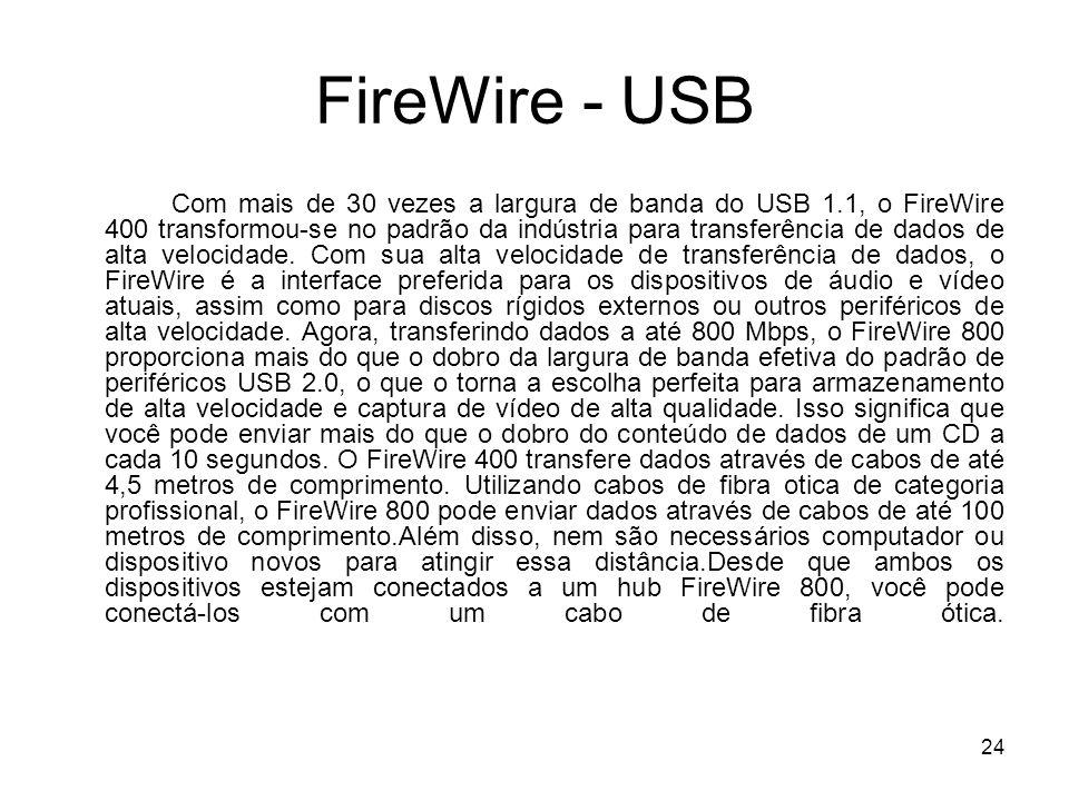 FireWire - USB