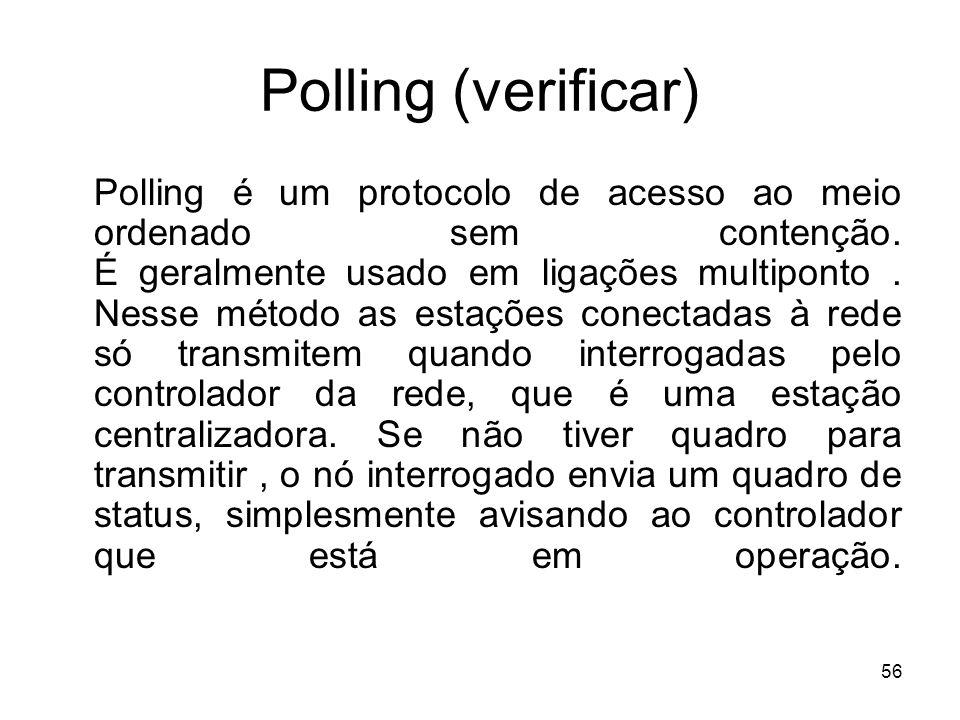 Polling (verificar)