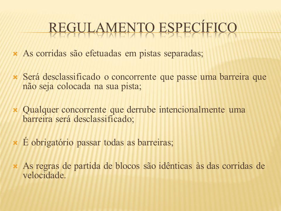 Regulamento Específico