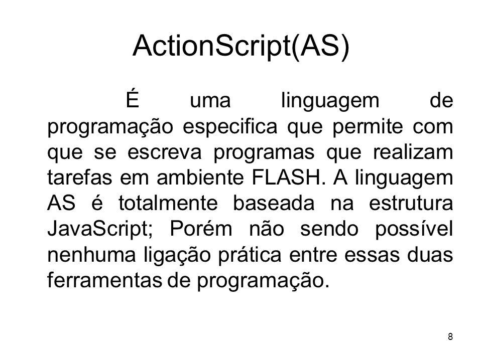 ActionScript(AS)
