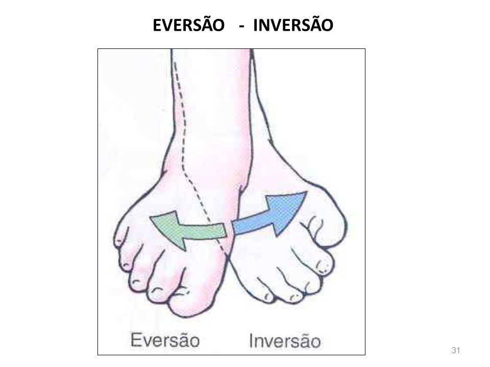 EVERSÃO - INVERSÃO