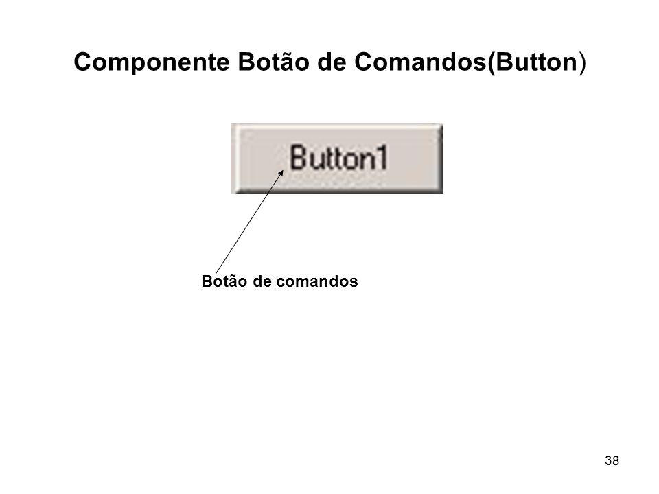 Componente Botão de Comandos(Button)