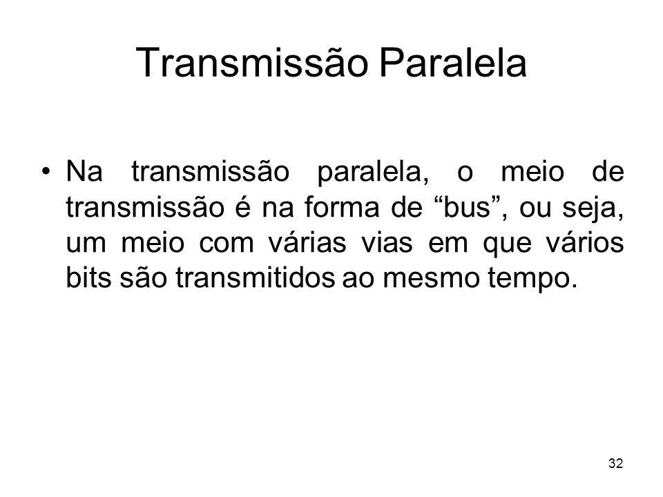 Transmissão Paralela