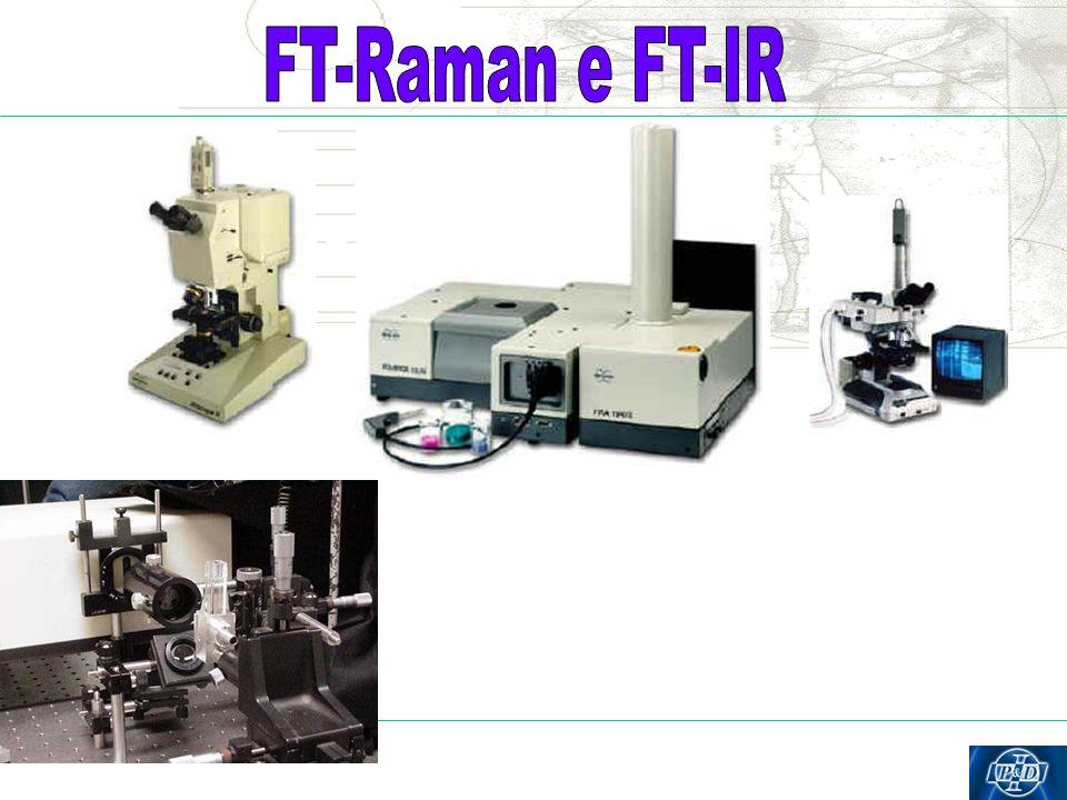 FT-Raman e FT-IR