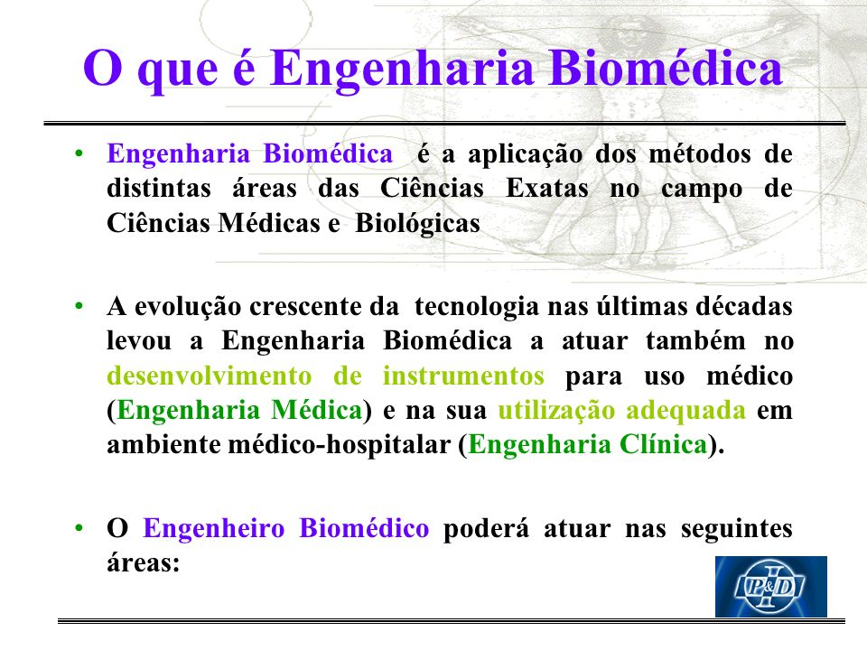 O que é Engenharia Biomédica