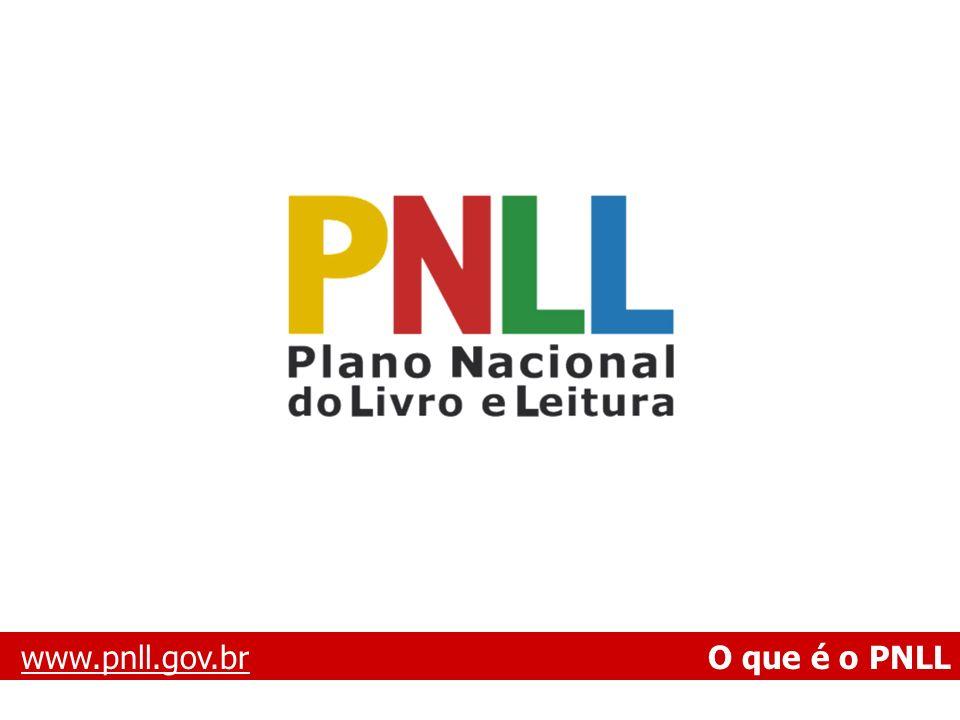 www.pnll.gov.br O que é o PNLL