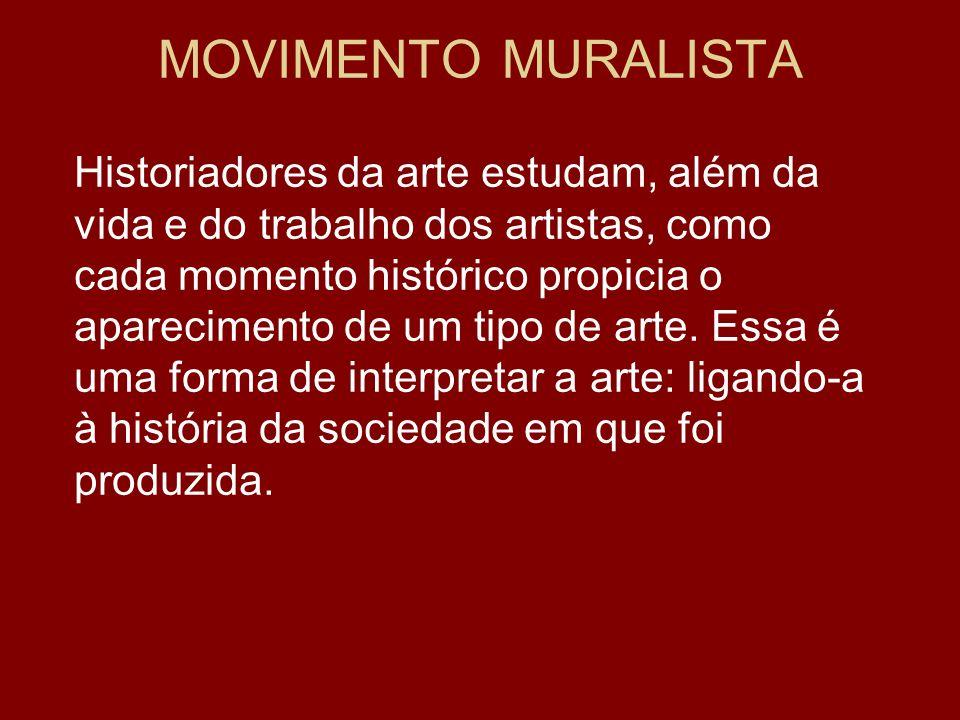 MOVIMENTO MURALISTA