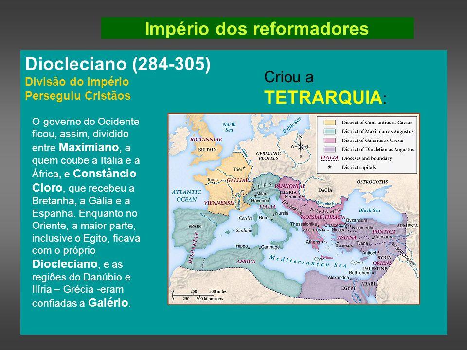 Império dos reformadores