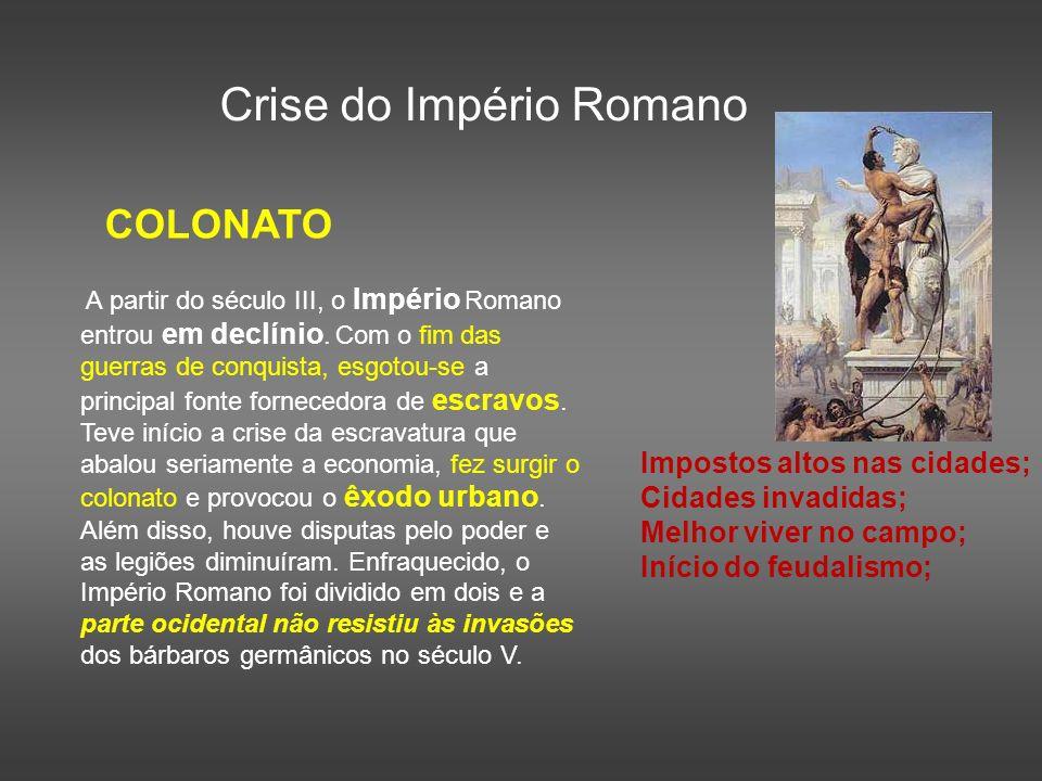 Crise do Império Romano