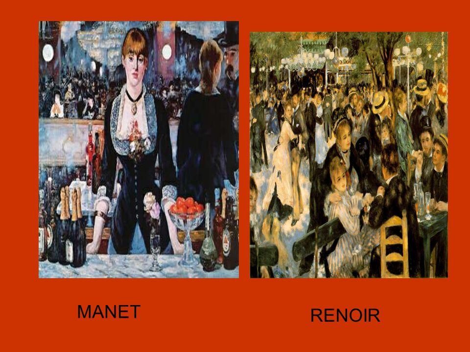 MANET RENOIR