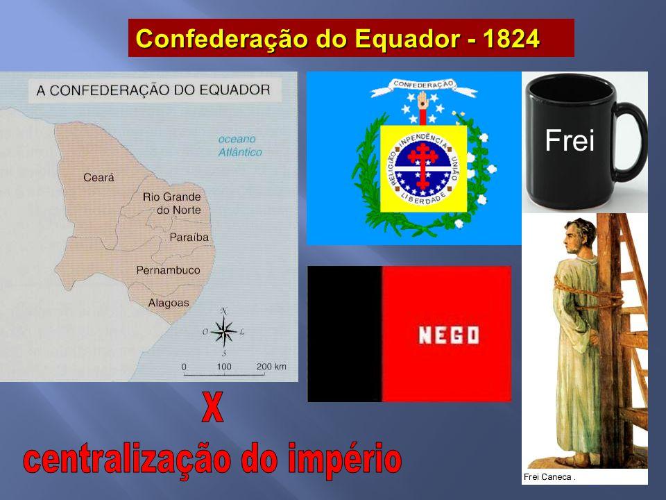 centralização do império