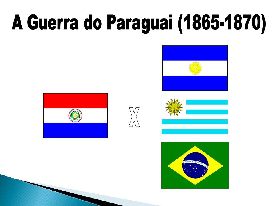 A Guerra do Paraguai (1865-1870)