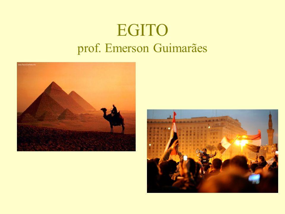EGITO prof. Emerson Guimarães