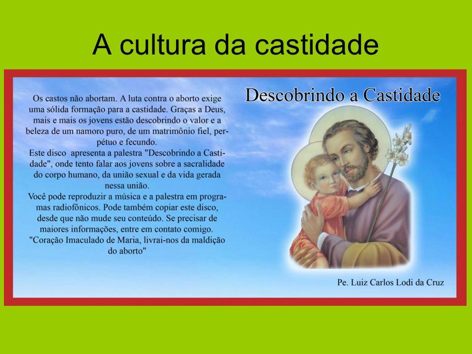 A cultura da castidade