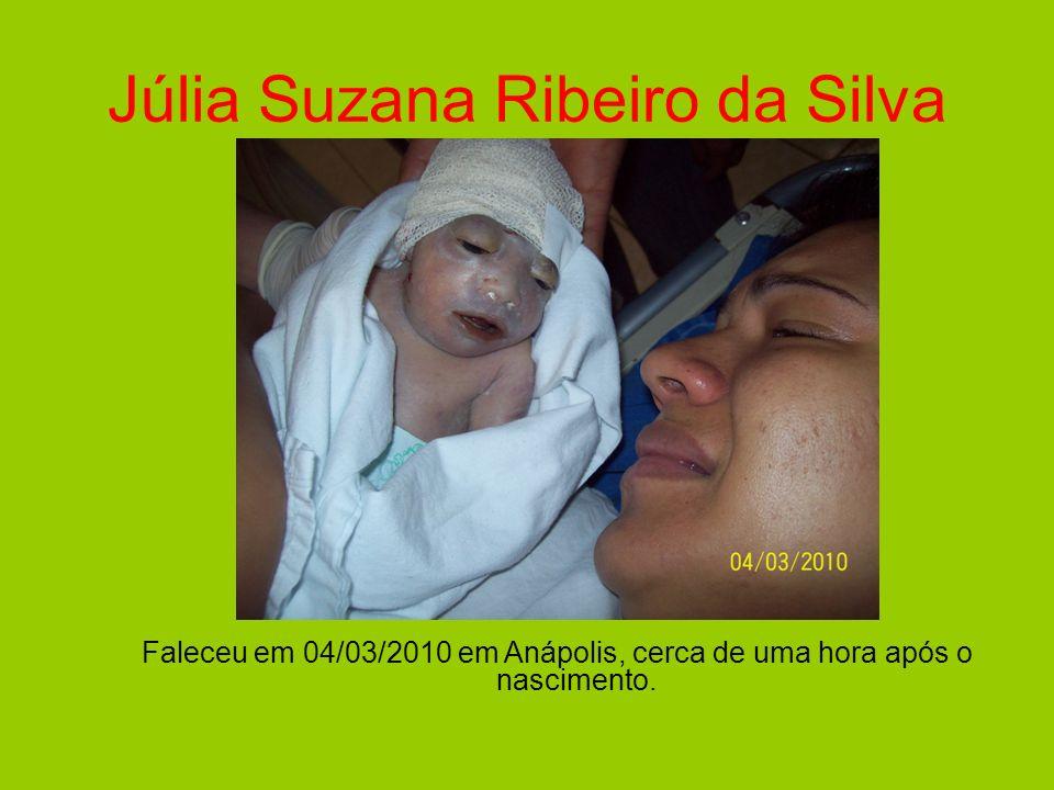 Júlia Suzana Ribeiro da Silva