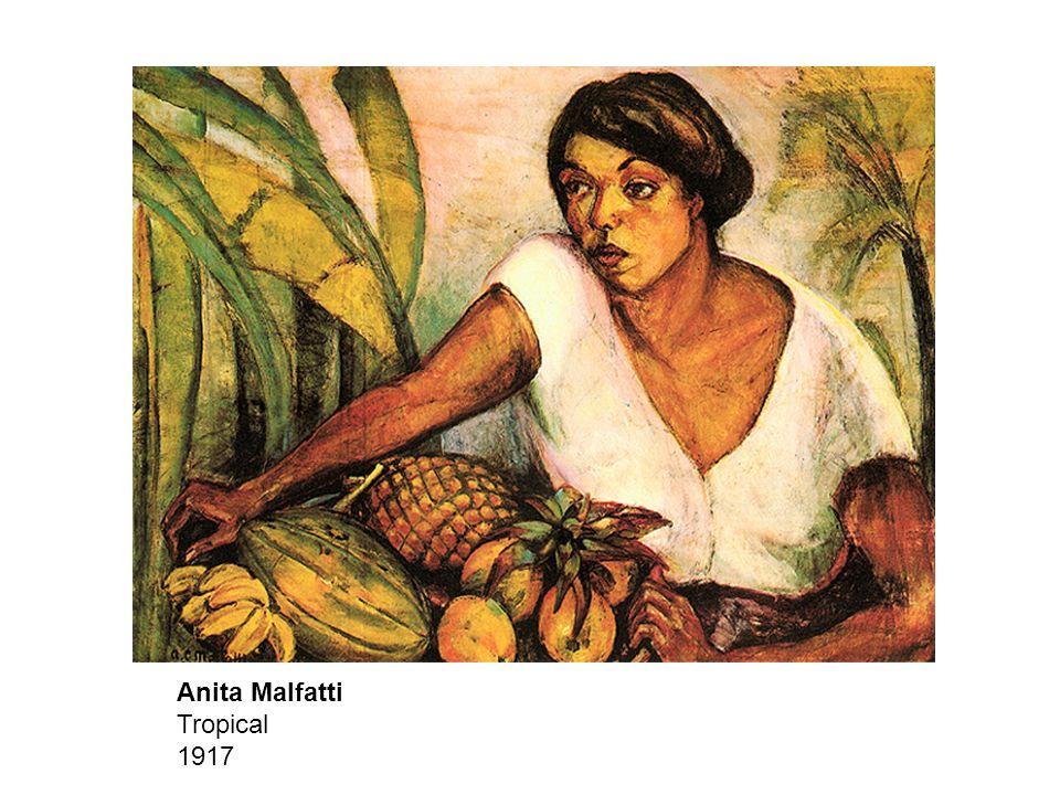 Anita Malfatti Tropical 1917