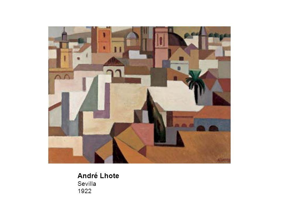 André Lhote Sevilla 1922