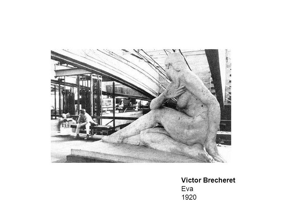 Victor Brecheret Eva 1920
