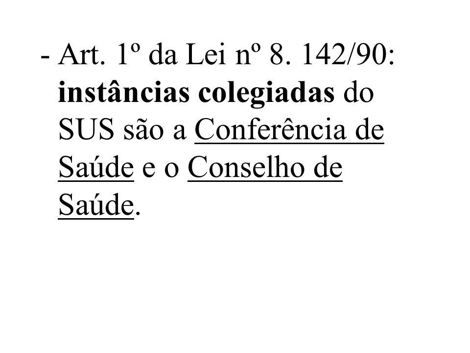 Art.1º da Lei nº 8.