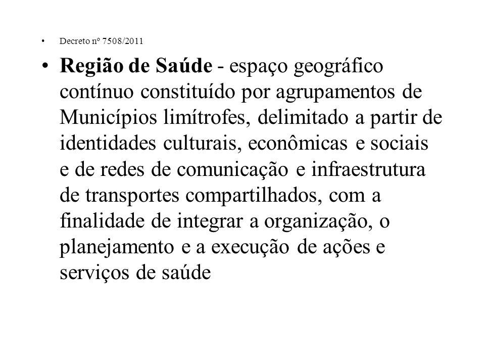 Decreto nº 7508/2011