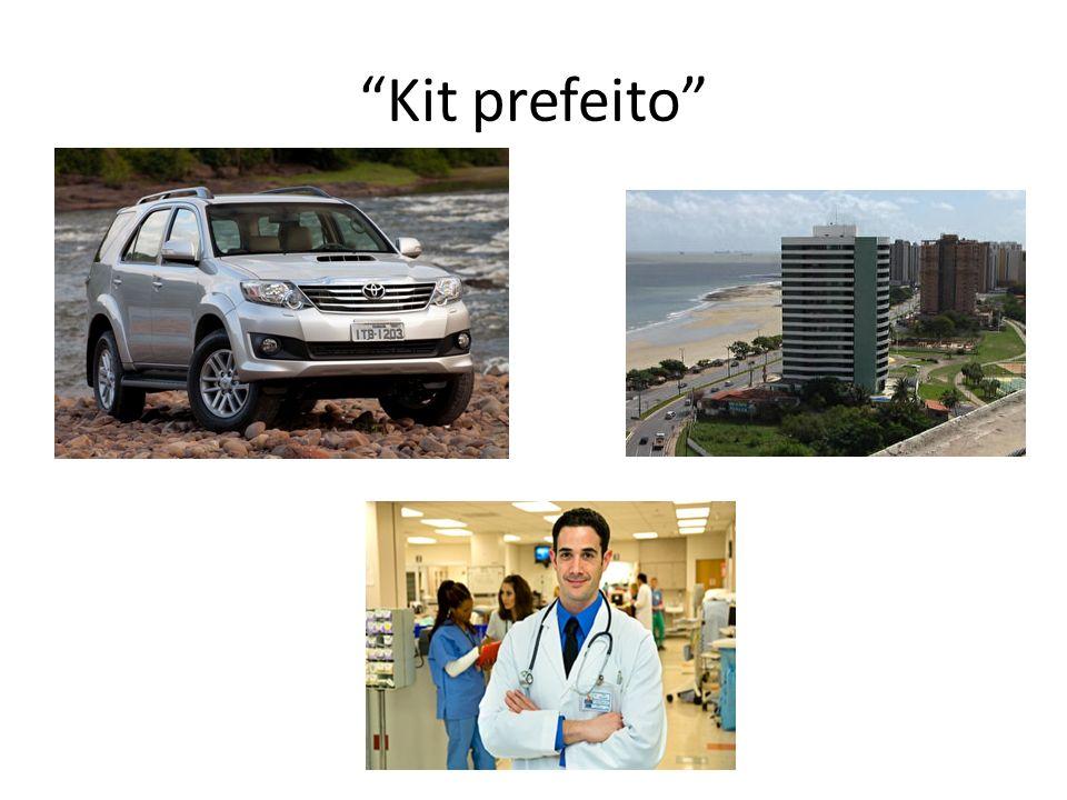Kit prefeito