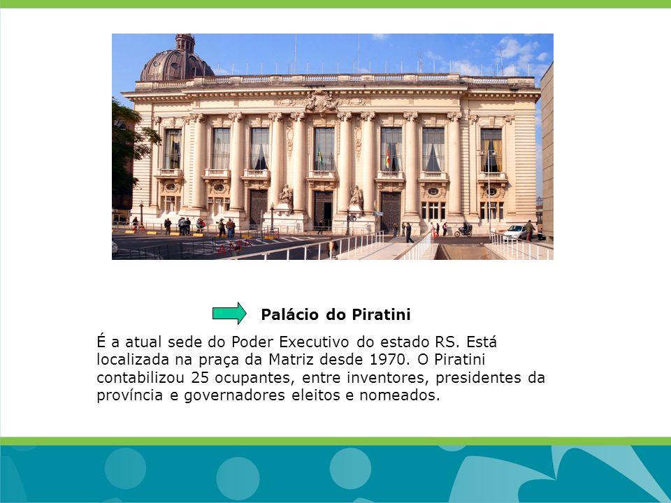 Palácio do Piratini