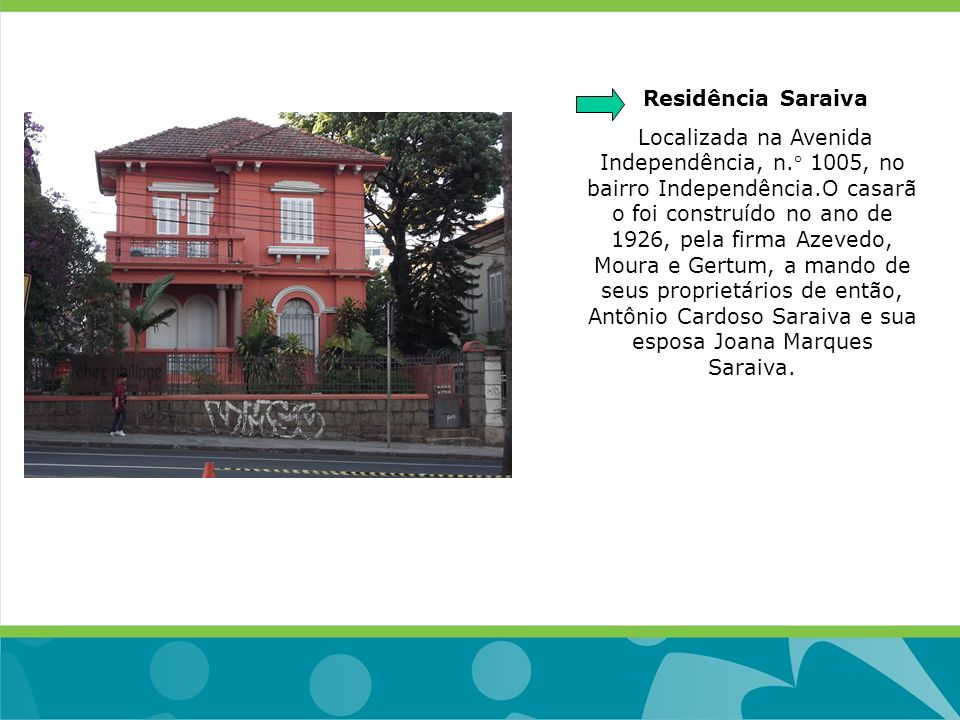 Residência Saraiva