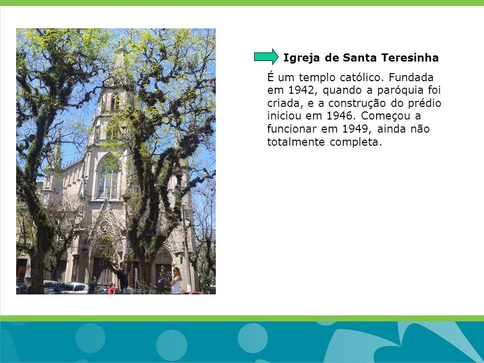 Igreja de Santa Teresinha