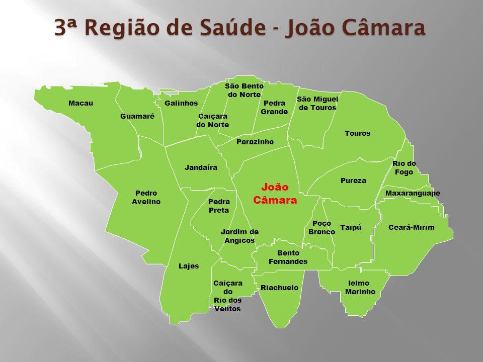 3ª Região de Saúde - João Câmara