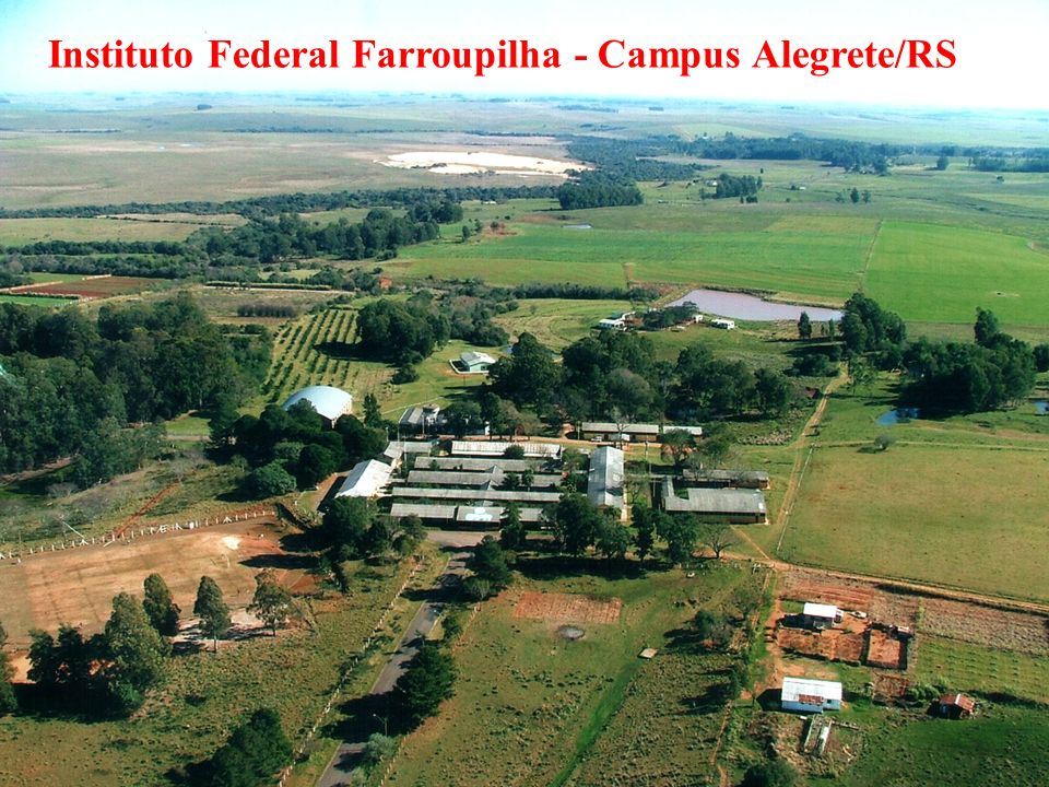 Instituto Federal Farroupilha - Campus Alegrete/RS