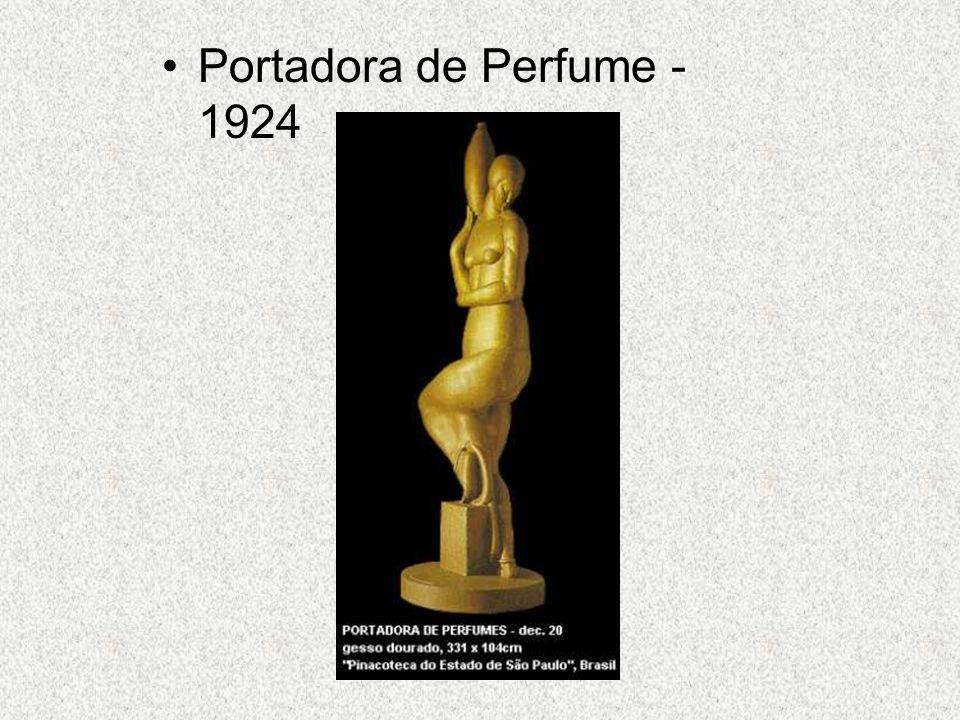 Portadora de Perfume - 1924