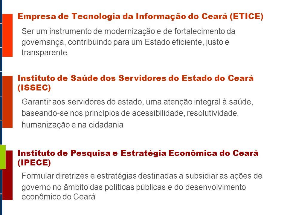 Empresa de Tecnologia da Informação do Ceará (ETICE)