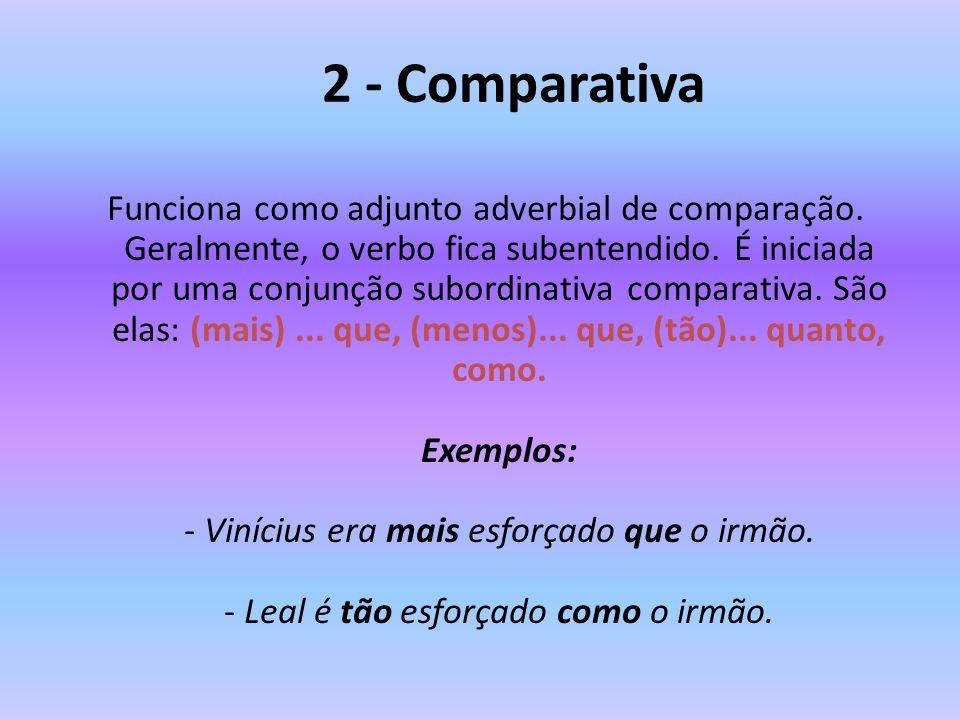 2 - Comparativa