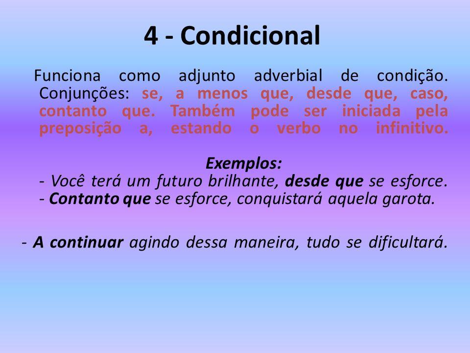 4 - Condicional