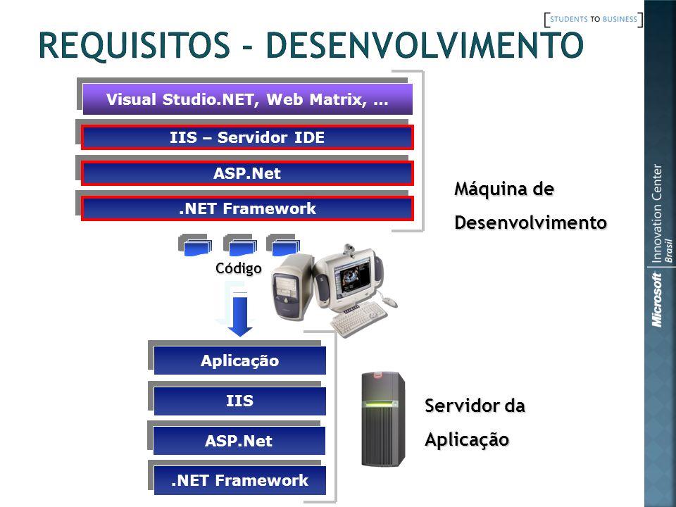 Requisitos - Desenvolvimento