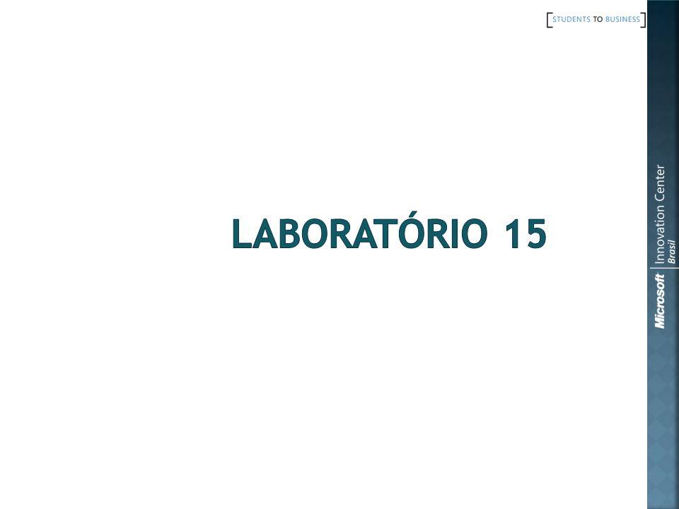 Laboratório 15