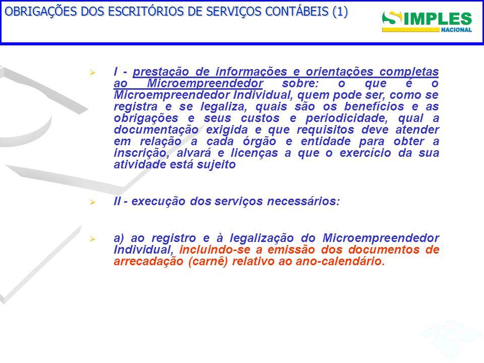 OBRIGAÇÕES DOS ESCRITÓRIOS DE SERVIÇOS CONTÁBEIS (1)