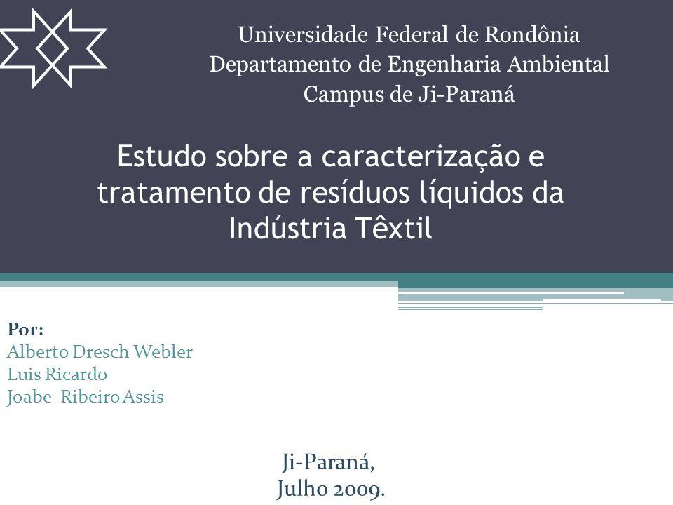 Universidade Federal de Rondônia